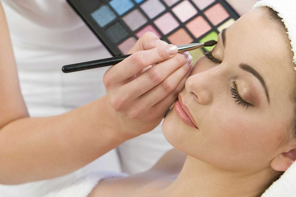makeup courses north east